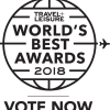 World's best awards 2018 by Travel+ Leisure