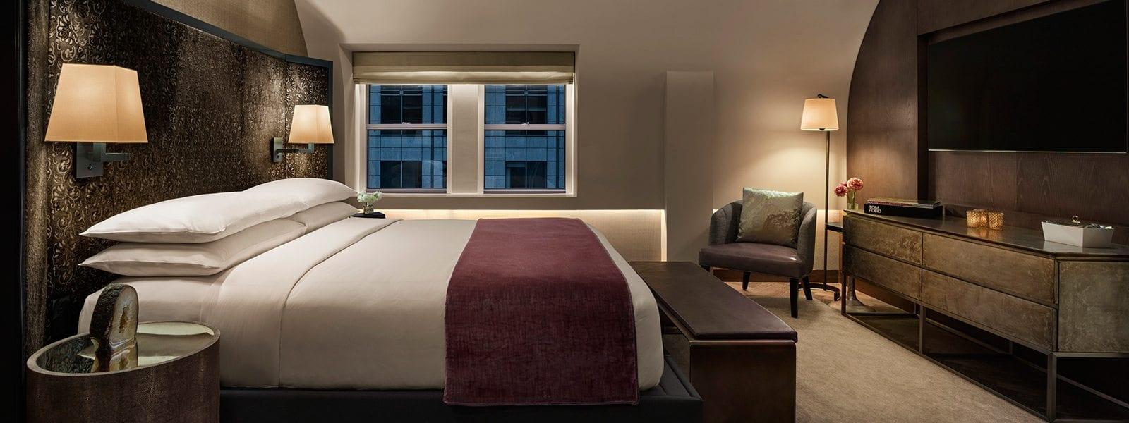 Luxury Hotel Rooms Amp Suites In Nyc The Knickerbocker Hotel