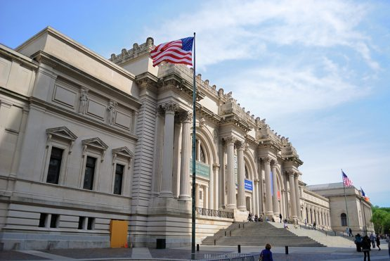 NYC art exhibitions in 2017 at the Met.