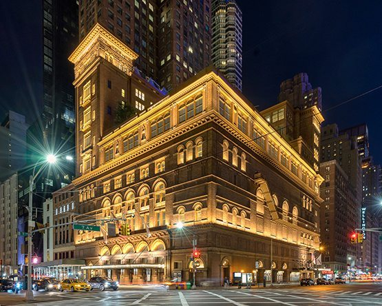 Guide to Carnegie Hall