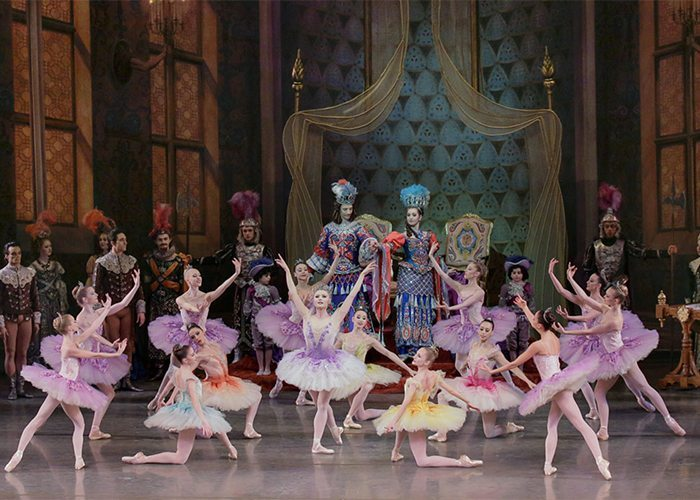 What to do in NYC in February 2017. Photo courtesy of the NYC Ballet.