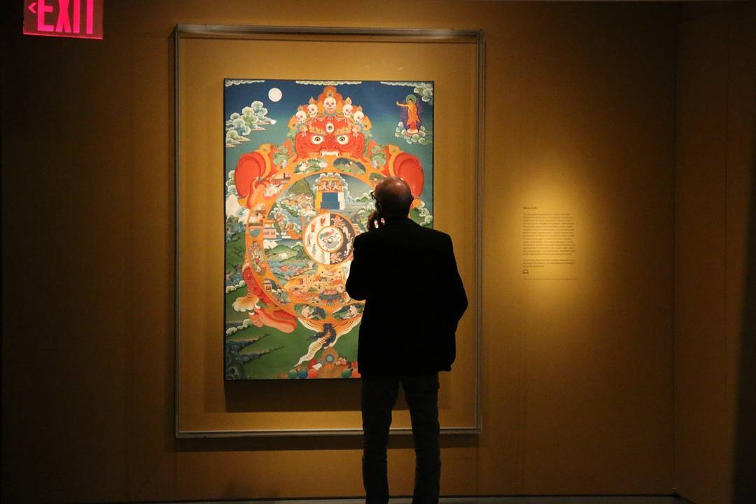 Rubin Museum of Art Knickerbocker Guide to Chelsea