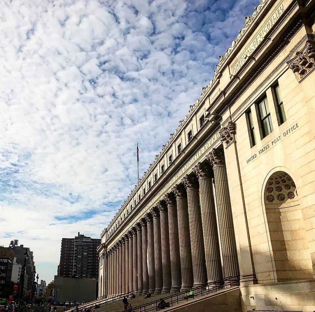 NYC Landmark in Midtown Post Office by nytipsbr