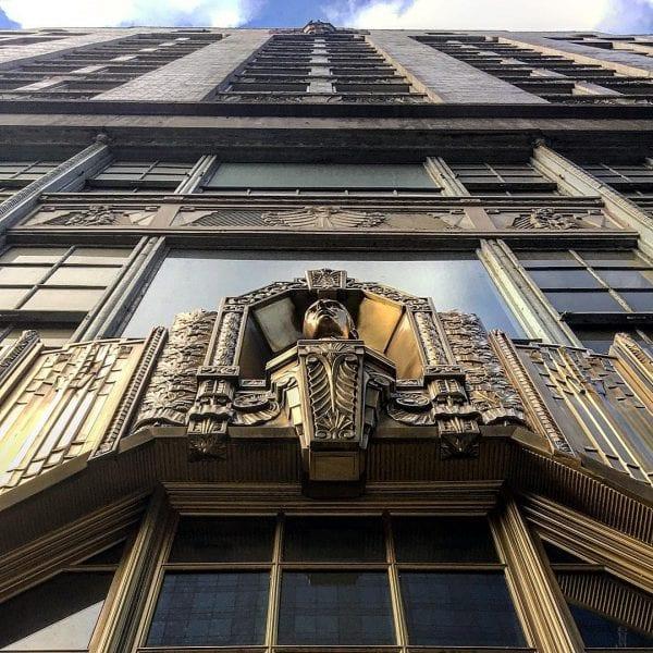 NYC Landmark in Midtown by timothyamos