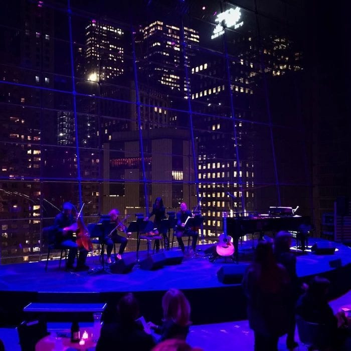 Knickerbocker NYC Jazz Bars Jazz at Lincoln Center by @sywuppl