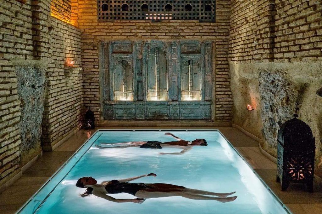 Bath House Time