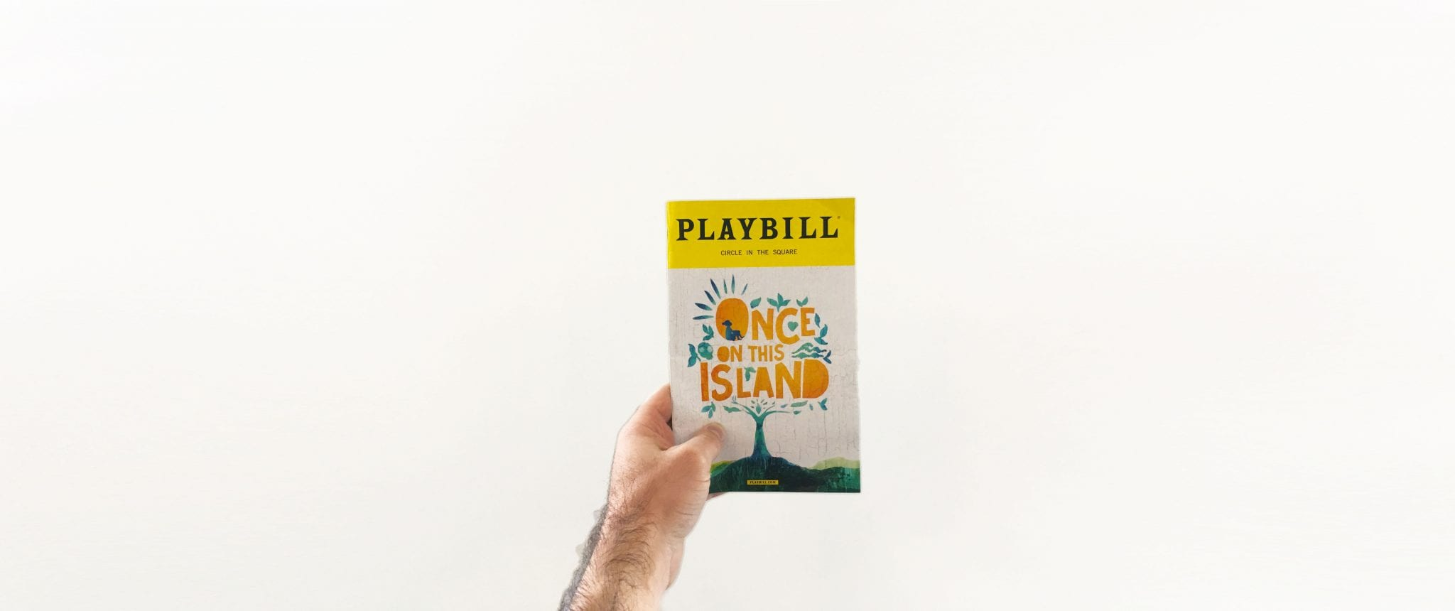 Once On This Island Broadway Revival The Knickerbocker