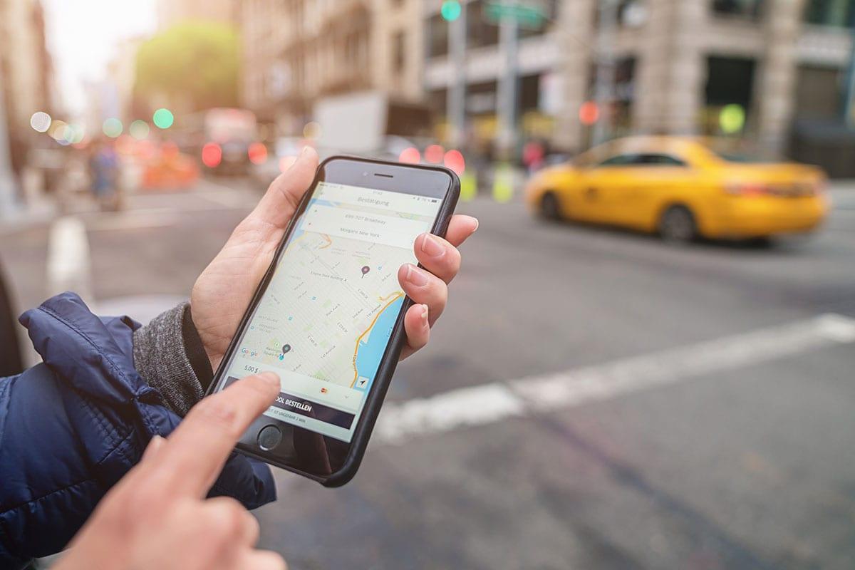 NYC transportation Uber
