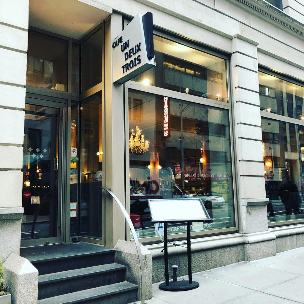 Serving Broadway Cast And Crew In Shabby Chic Parisian Flair For More Than 40 Years Until The Late Morning Head Around To 44th Street Steak