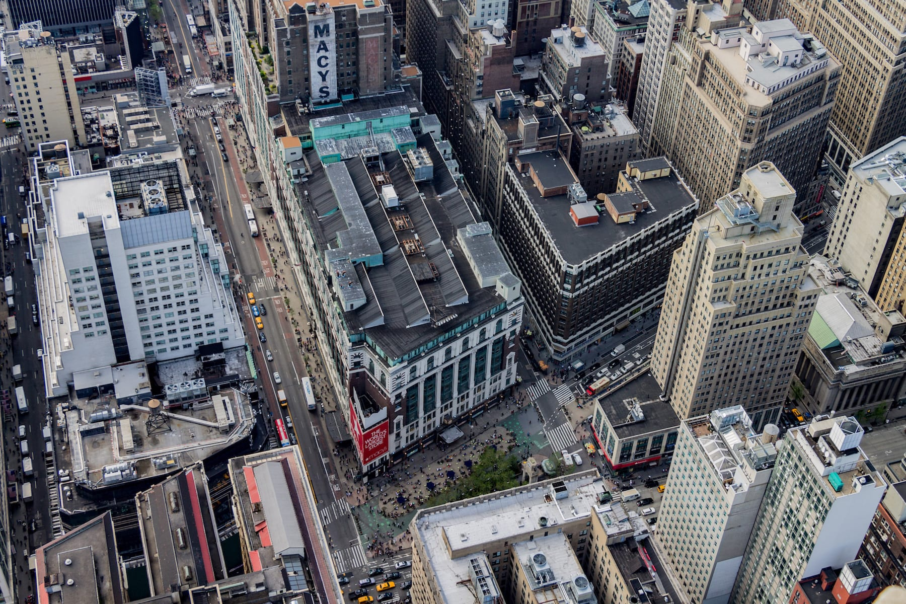 Ten Things You Didn T Know About The Nyc Garment District