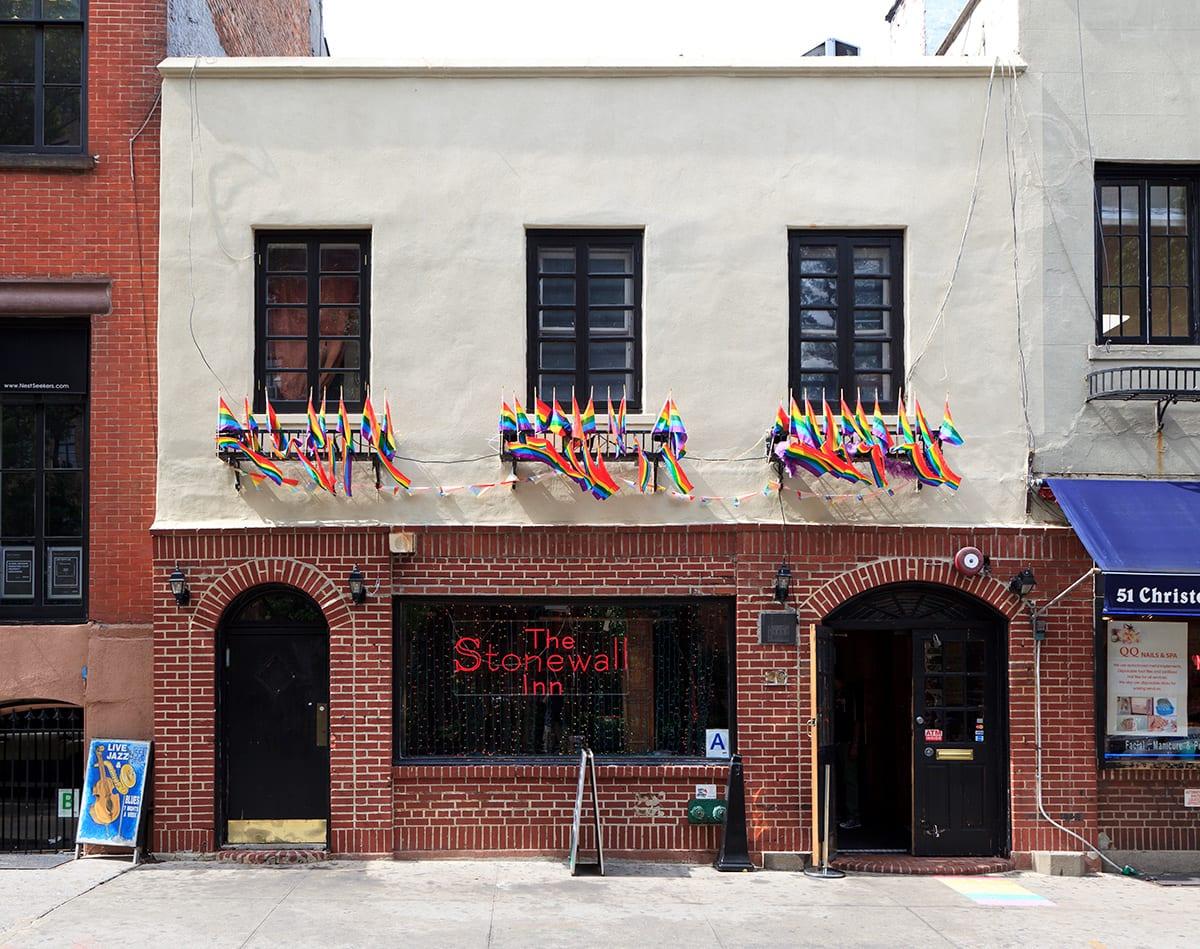 Stonewall Inn facade